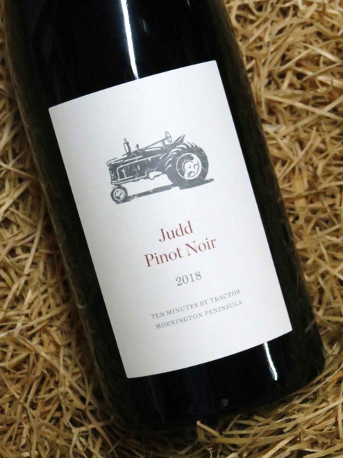 Ten Minutes By Tractor Judd Pinot Noir 2018
