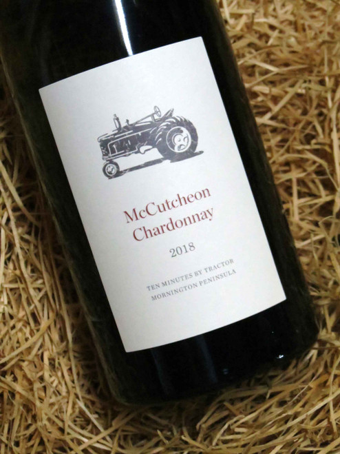 Ten Minutes By Tractor McCutcheon Chardonnay 2018