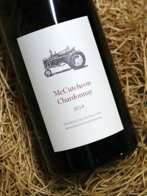 Ten Minutes By Tractor McCutcheon Chardonnay 2018