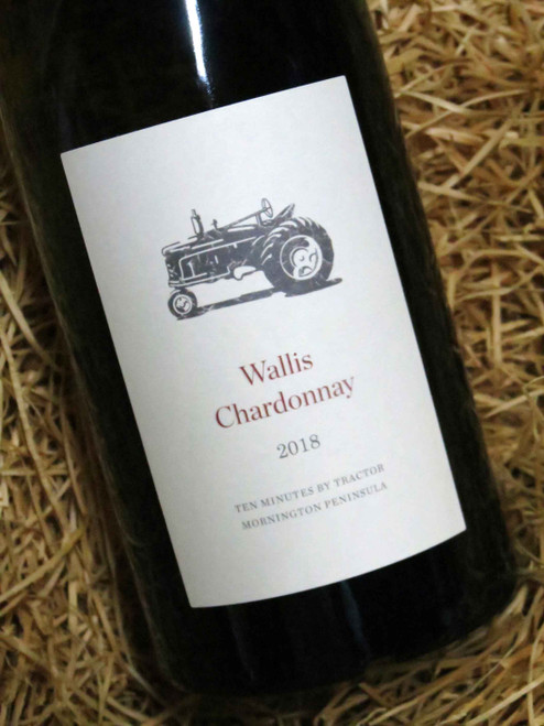Ten Minutes By Tractor Wallis Chardonnay 2018