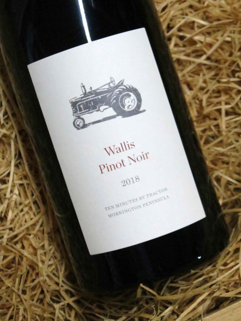 Ten Minutes By Tractor Wallis Pinot Noir 2018