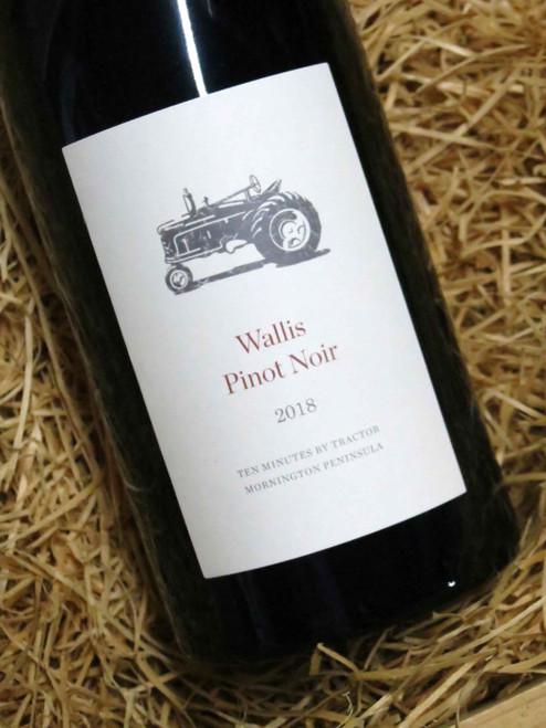 Ten Minutes By Tractor Wallis Pinot Noir 2018