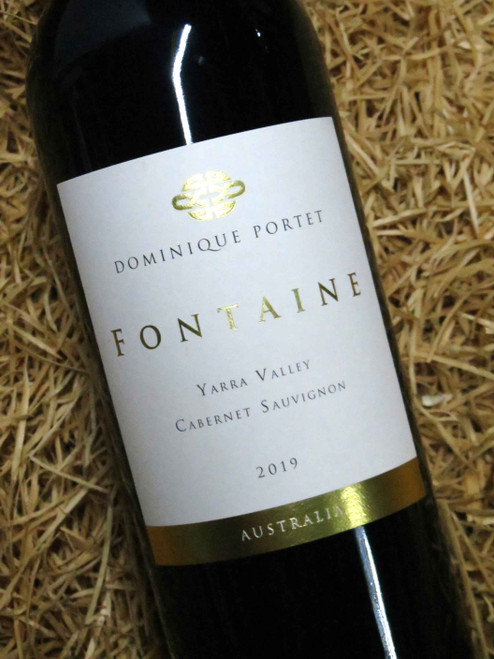 Dominique Portet Fontaine Cabernet Sauvignon 2019