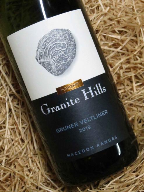 Granite Hills Gruner Veltliner 2019