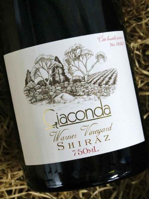 [SOLD-OUT] Giaconda Shiraz Warner Vineyard 2008
