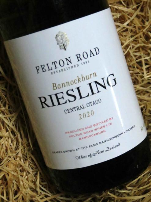 Felton Road Bannockburn Riesling 2020