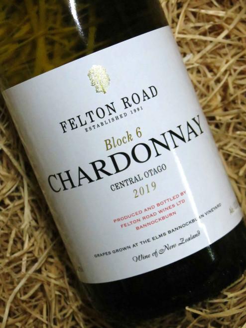 Felton Road Block 6 Chardonnay 2019