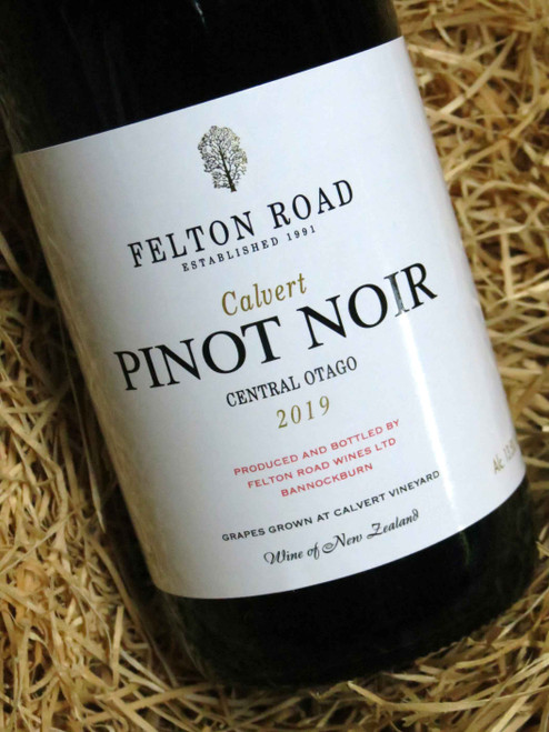 [SOLD-OUT] Felton Road Calvert Pinot Noir 2019