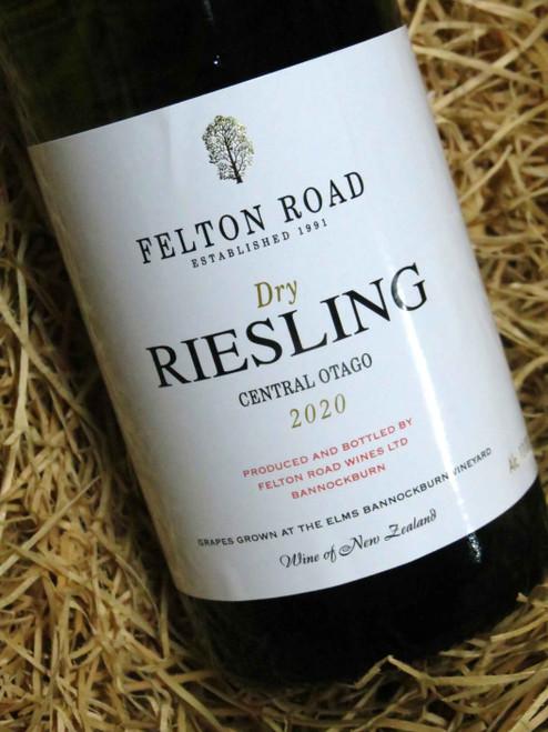 Felton Road Dry Riesling 2020