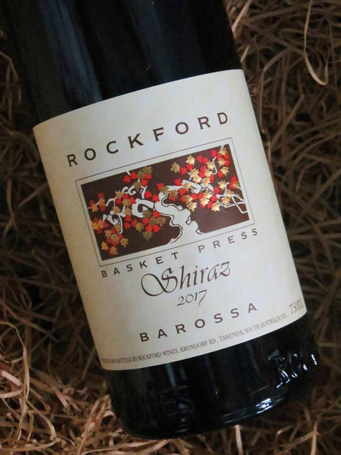 [SOLD-OUT] Rockford Basket Press Shiraz 2017