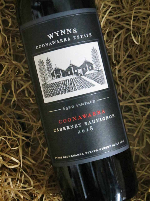 Wynns Black Label Cabernet Sauvignon 2018