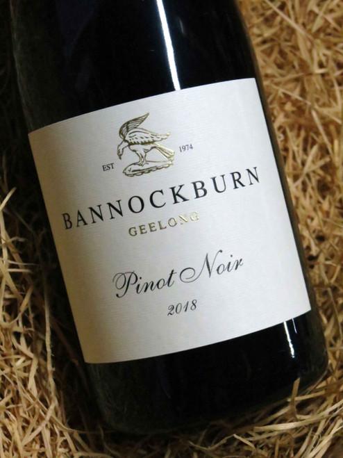 Bannockburn Pinot Noir 2018