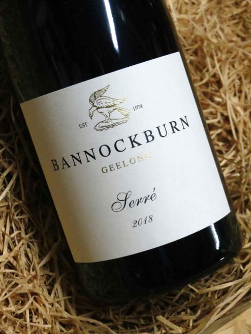 Bannockburn Serre Pinot Noir 2018