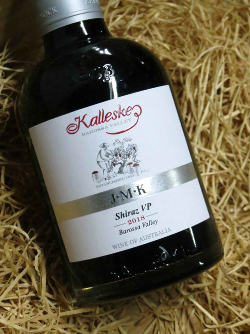Kalleske JMK Vintage Port Shiraz 2018 375mL-Half-Bottle
