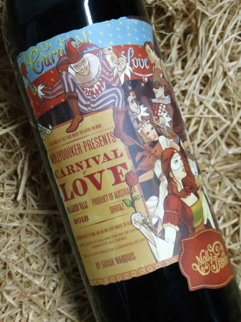 [SOLD-OUT] Mollydooker Carnival Of Love Shiraz 2018