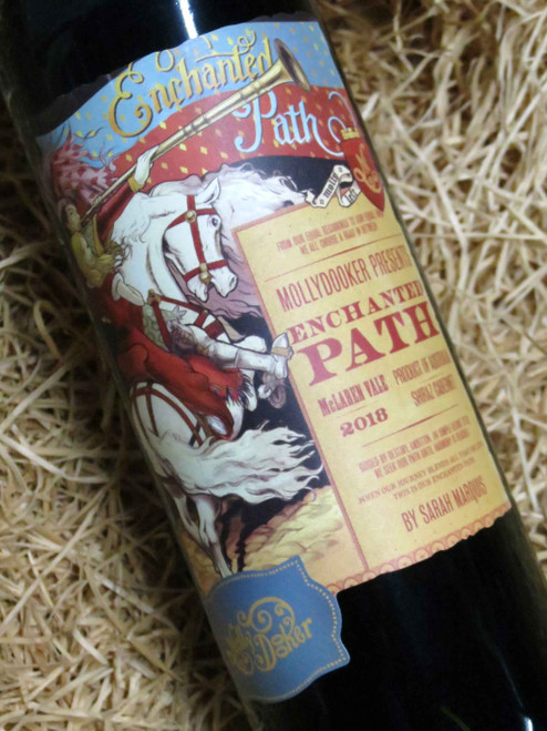 Mollydooker Enchanted Path Shiraz Cabernet 2018