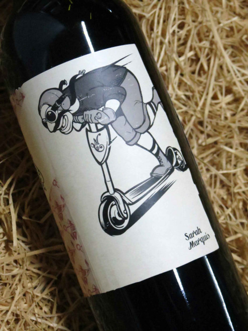 Mollydooker The Scooter Merlot 2019
