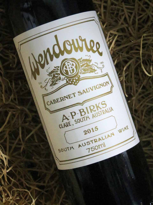 [SOLD-OUT] Wendouree Cabernet Sauvignon 2015