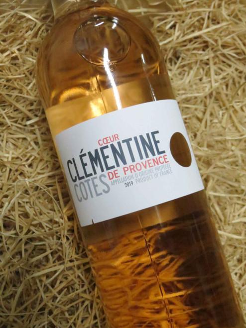 Coeur Clementine Cotes de Provence Rose 2019