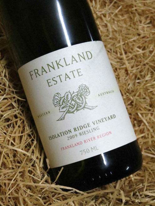 Frankland Estate Isolation Ridge Riesling 2009