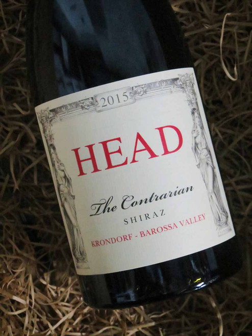 [SOLD-OUT] Head Wines Contrarian Shiraz 2015