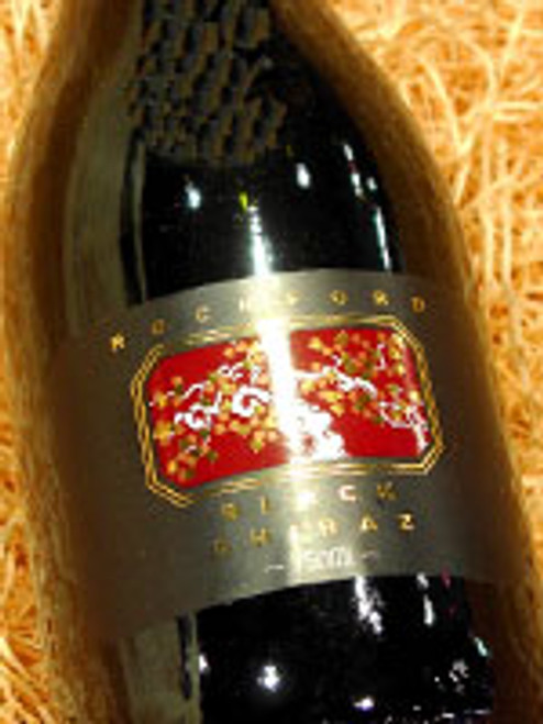 Rockford Sparkling Black Shiraz N.V. Disgorged 2002