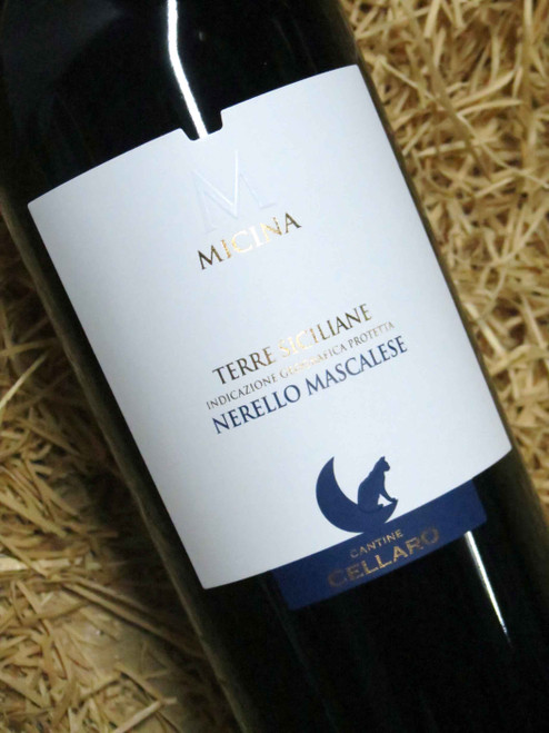 [SOLD-OUT] Cellaro Micina Nerello Mascalese 2018