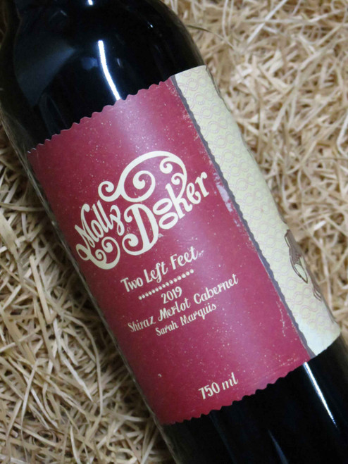 Mollydooker Two Left Feet Shiraz Cabernet Merlot 2019