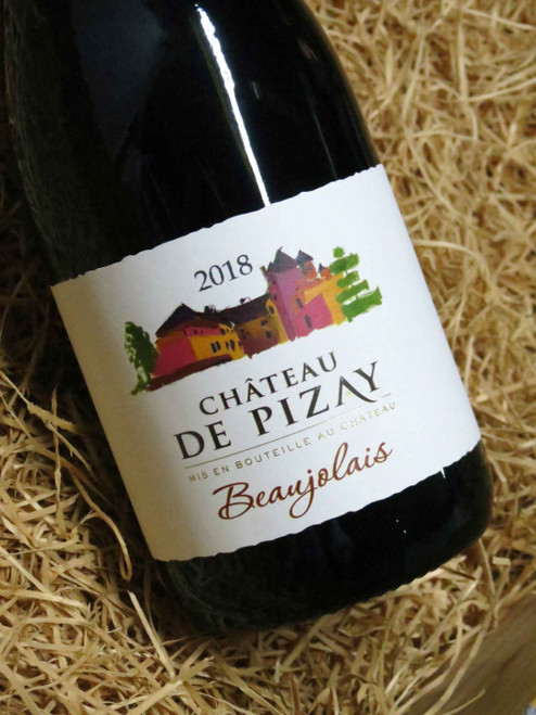 [SOLD-OUT] Chateau de Pizay Beaujolais 2019
