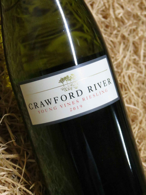 Crawford River Young Vines Riesling 2019