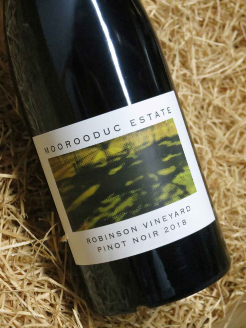 [SOLD-OUT] Moorooduc Robinson Vineyard Pinot Noir 2018