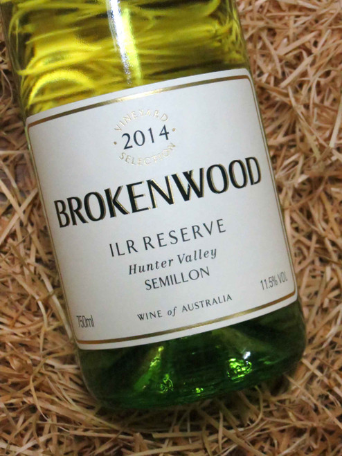 [SOLD-OUT] Brokenwood ILR Reserve Semillon 2014