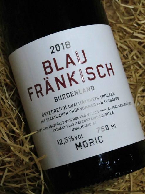 Moric Blaufrankisch 2018