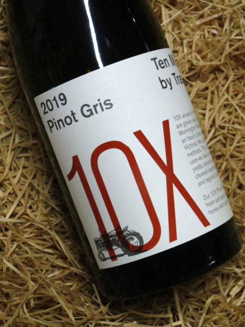 Ten Minutes By Tractor 10X Pinot Gris 2019