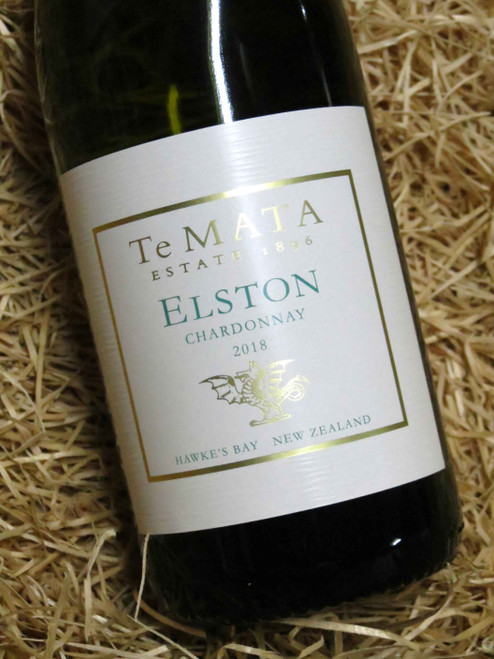 [SOLD-OUT] Te Mata Elston Chardonnay 2018