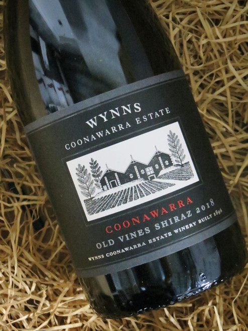 Wynns Black Label Shiraz 2018