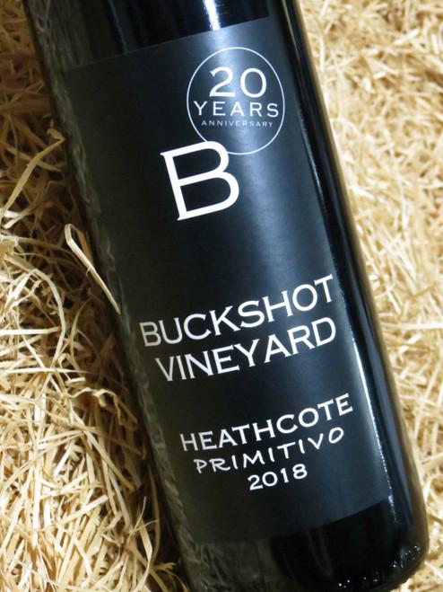 Buckshot Primitivo 2018