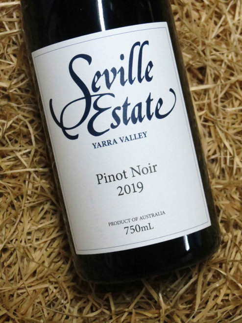 Seville Estate The Estate Pinot Noir 2019