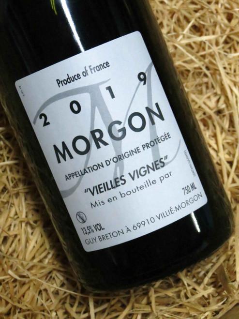 Guy Breton Morgon Vieilles Vignes 2019
