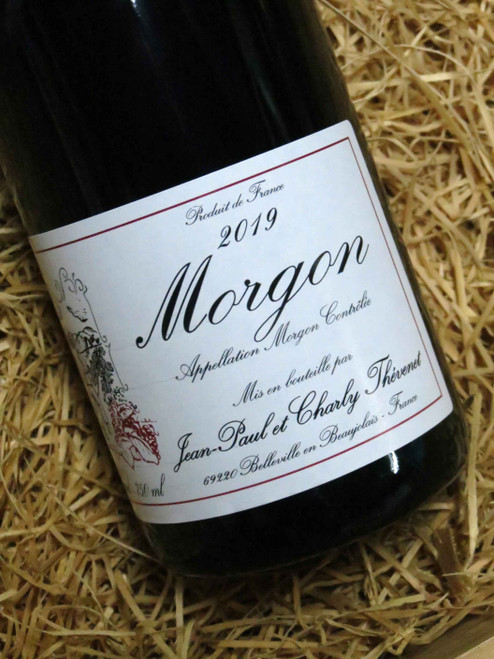 Jean-Paul Thevenet Morgon Tradition 2019