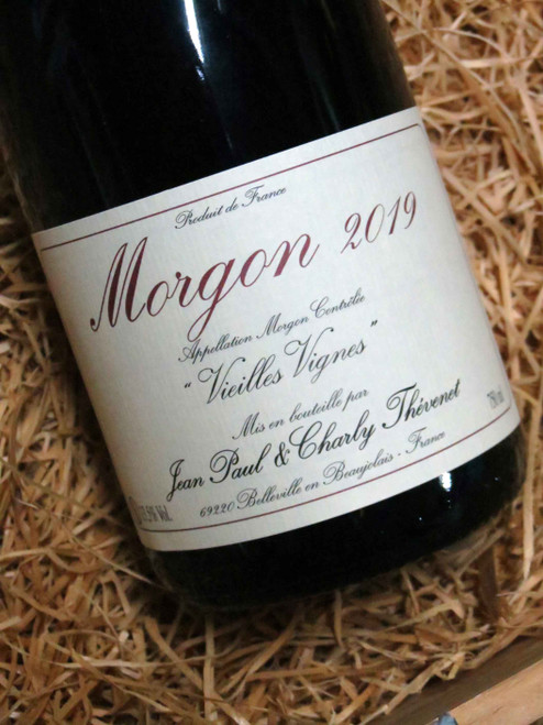 Jean-Paul Thevenet Morgon Vieilles Vignes 2019