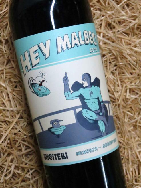M. Riccitelli Hey! Malbec 2019