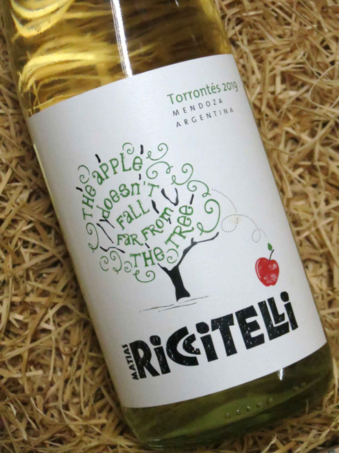M. Riccitelli The Apple Torrontes 2019