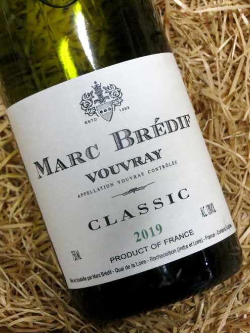 Marc Bredif Vouvray 2019