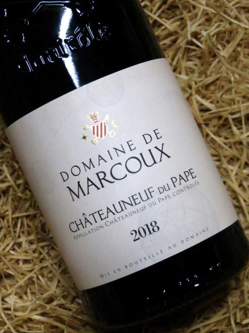 Domaine de Marcoux Chateauneuf-Du-Pape 2018