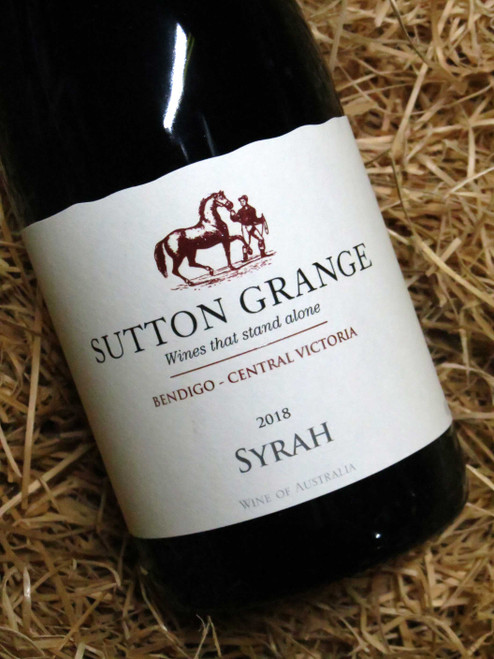 Sutton Grange Syrah 2018