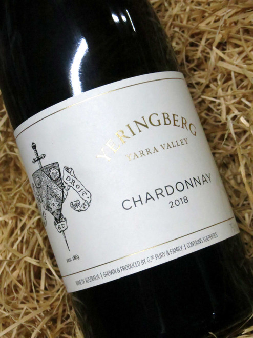 Yeringberg Chardonnay 2018