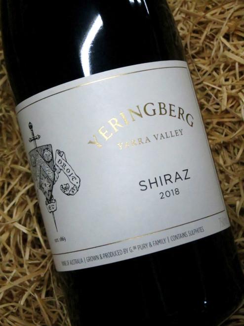 Yeringberg Shiraz 2018