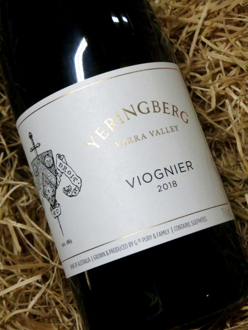 Yeringberg Viognier 2018`