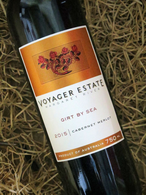 Voyager Estate Girt by Sea Cabernet Merlot 2015